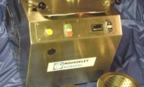 Centrifuge Ideal for Fume Hood Installation