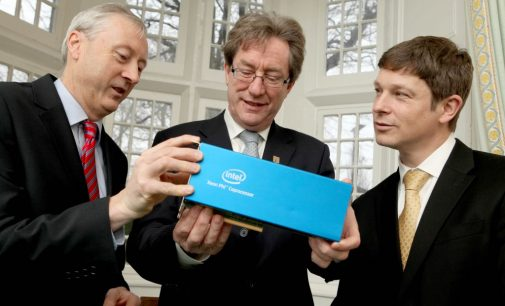 NUI Galway Joins Intel Parallel Computing Centre Programme