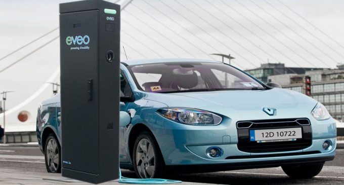 Irish Firm Driven to Succeed in Electric Car Market