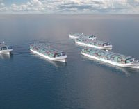 Rolls-Royce to Develop Drone Cargo Ships