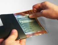Major Breakthrough in Fold-up Screens Made by UK Scientists