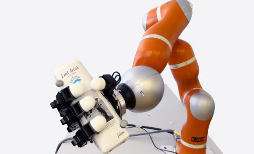 Scientists develop ultra-fast bionic arm.