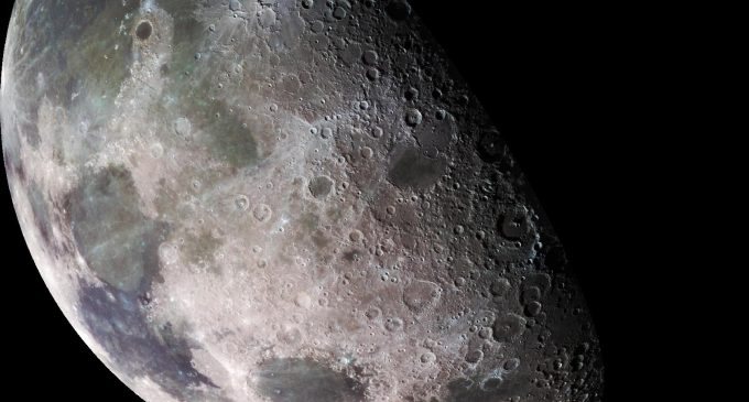 Clues to lunar history found in water in moon rocks