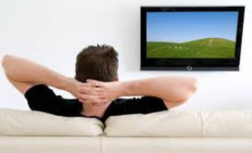 Watching too much TV may increase risk of early death: Three hours a day linked to premature death from any cause