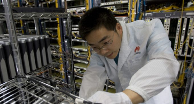 Huawei to spend US$6m on research and development in Ireland this year