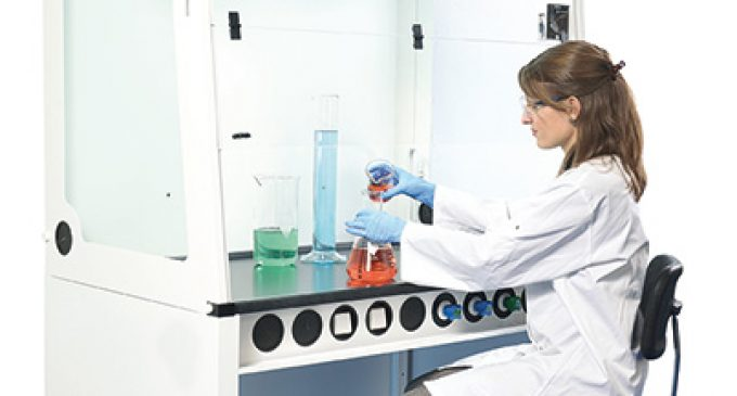 Get your lab ready for chemical handlings without costly construction or complicated hookups