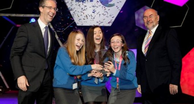BT Young Scientist winners selected as Google Science Fair Global finalists