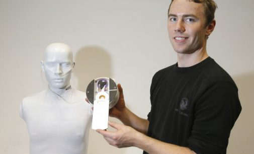 Limerick student's life-saving technology wins €2,500 James Dyson Award