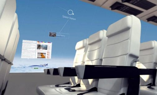 Airlines could have windowless airplanes within 10 years