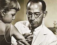 Polio vaccine discoverer Dr Jonas Salk's 100th birthday marked by Google