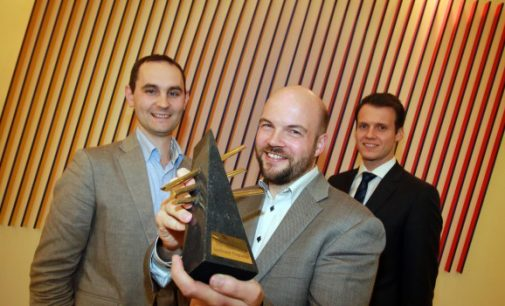 Intelligent-control system for wind farms scoops UCD start-up award