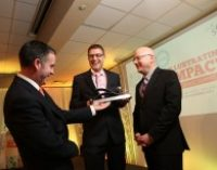 MINISTER ENGLISH NAMES UCD PROFESSOR BARRY SMYTH AS SFI RESEARCHER OF THE YEAR 2014
