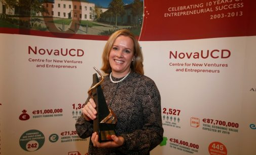 EQUINOME ANNOUNCES PLANS FOR NEW JOBS AND INTERNATIONAL EXPANSION AS COMPANY CO-FOUNDER RECEIVES 2014 NOVAUCD INNOVATION AWARD