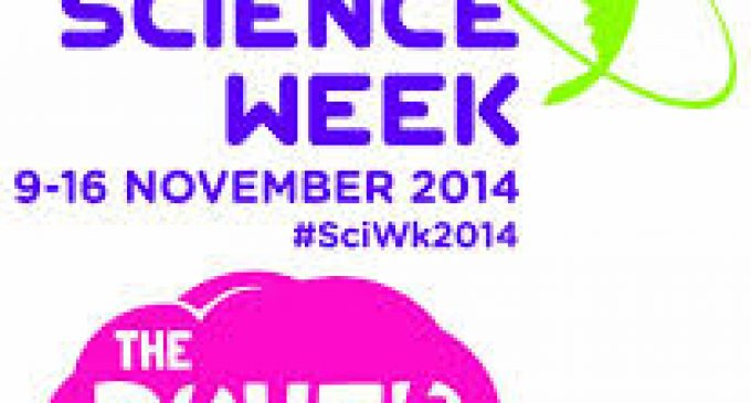 250,000 PEOPLE EXPERIENCE THE 'POWER OF SCIENCE' DURING SCIENCE WEEK 2014