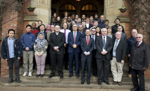 University of Sheffield aims to become a global leader in energy research and innovation