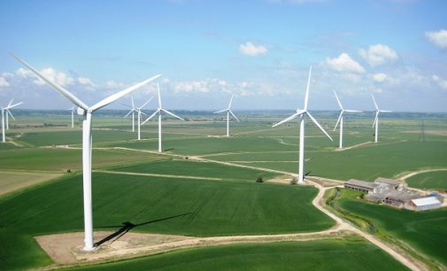 Construction initiated for first phase of Belgian wind facility
