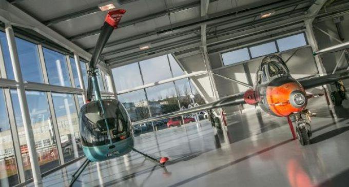 IT Carlow flying high after opening of €5.5m aerospace research centre
