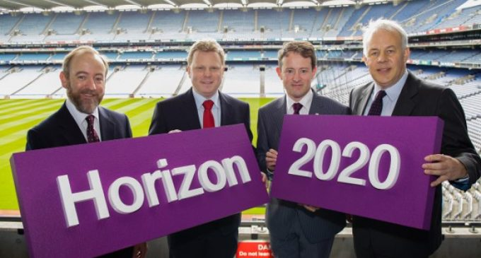 Northern Ireland Horizon 2020 strategy launched