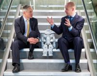 Minister Bruton Opens New €20 million Eolas Building at Maynooth University