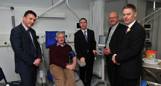 Fresh hope for Irish blood cancer patients with €2.2m research investment launched by Minister English