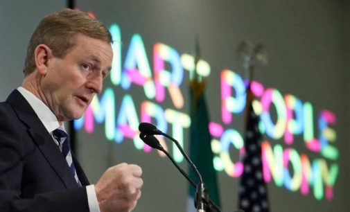 Taoiseach announces 320 new jobs