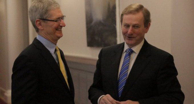 Apple expanding Cork operations and putting €1million in research fund