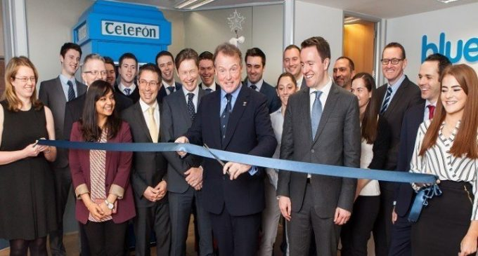 Blueface open new offices with 20 new jobs created  and R&D lab