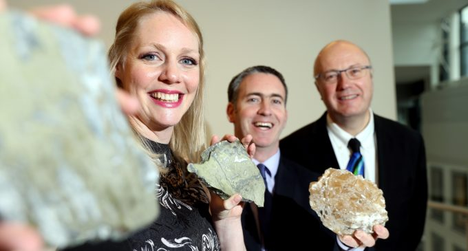 New €26m geoscience research centre at UCD now open