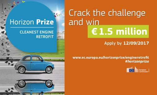 European Commission launches three Horizon Prizes for energy innovation
