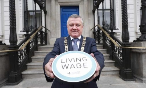 Dublin Living Wage Initiative launched