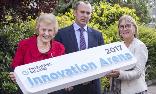 Applications open for Innovation Arena at the National Ploughing Championships 2017