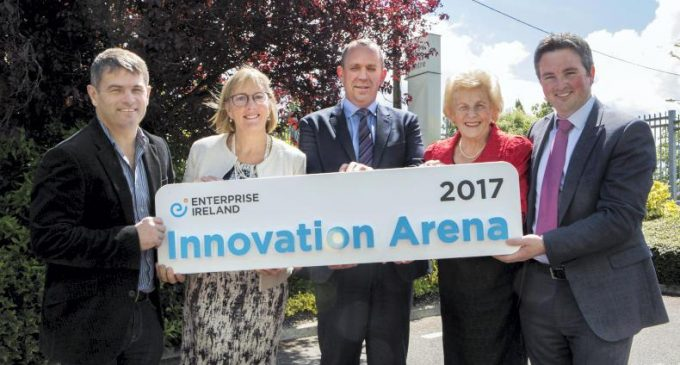Wildcard opportunity at the Ploughing's Innovation Arena