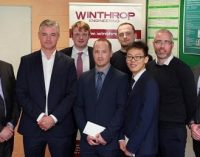 Wit students presented with annual Winthrop Awards 2017