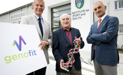UCD and Genomics Medicine Ireland launch largest Irish study on genomics in health and fitness