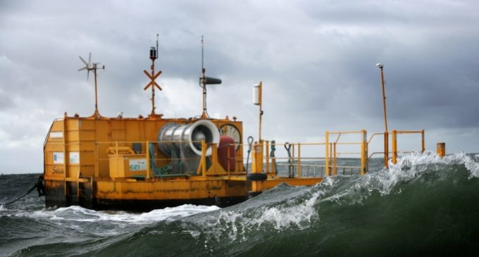 Ocean Energy Makes a Splash in the US With US Navy Partnership