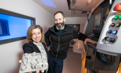 €4.3 Million World Class 3D Printing Lab Launched
