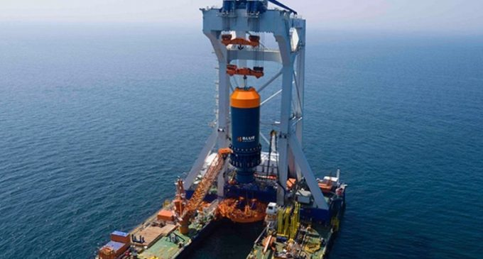 New Project to Reduce Costs and Underwater Noise in Offshore Wind Construction