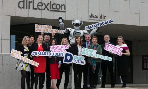 €900,000 Funding For New Smart Dublin Solutions