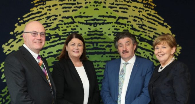 Máire Geoghegan-Quinn Appointed to the Board of Science Foundation Ireland