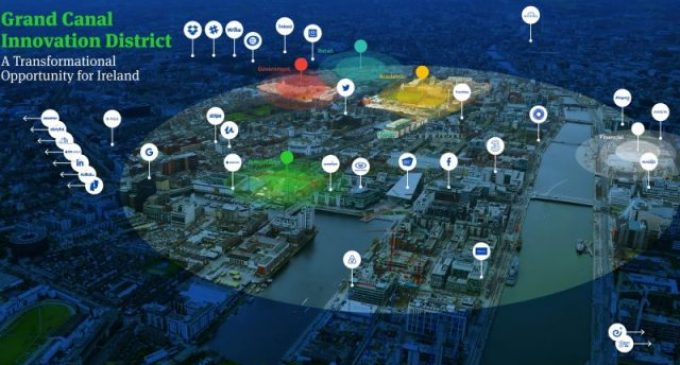 Grand Canal Innovation District Planned For Dublin