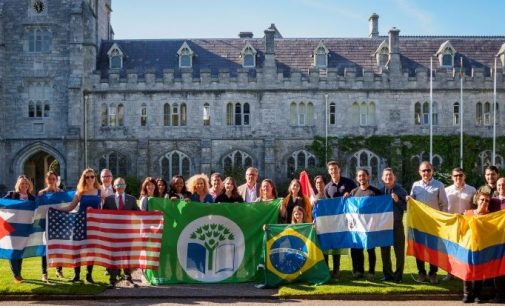 UCC is Europe's Top 'Star' For Sustainability