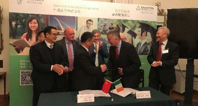 DIT Signs Historic Research Agreement With Leading Chinese University
