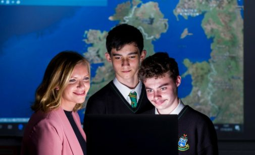 Esri Ireland Makes €500 Million Worth of Digital Mapping Software Available to Every Irish Classroom