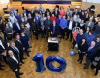 DIT Celebrates Ten Years of Students Learning With Communities