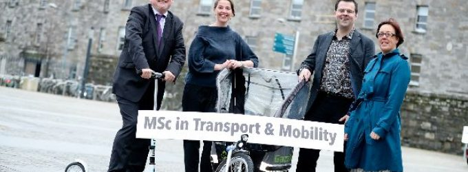 DIT Launches New MSc in Transport and Mobility
