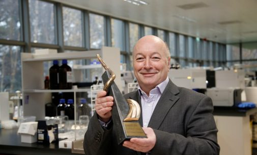 Pioneering Proteomics Researcher and Entrepreneur Receives the NovaUCD 2018 Innovation Award