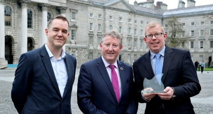 MOU Between Inland Fisheries Ireland and Trinity College Dublin