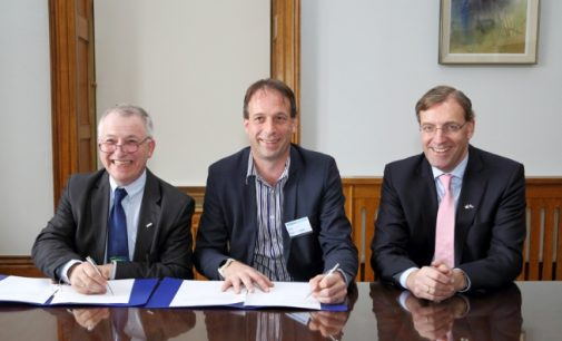 Teagasc and TNO Sign Memorandum of Understanding