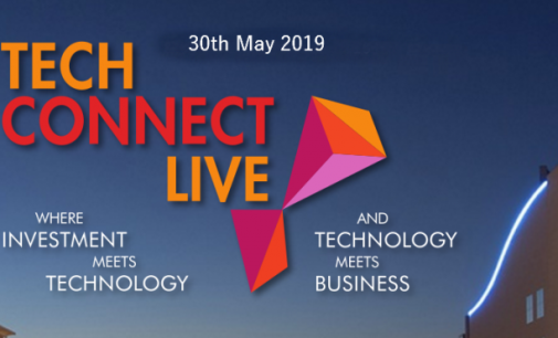 TechConnect Live – Ireland's Largest Technology Event – May 30th, RDS, Dublin