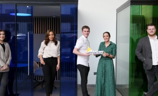 Irish Students Aim to Shape Ireland's Future With Launch of the Enactus National Competition